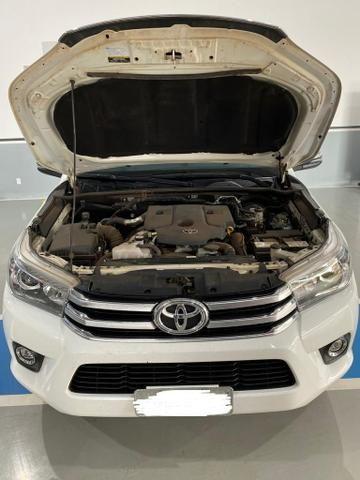 Toyota Hilux 2018/2018 SRX Branca - Foto 3