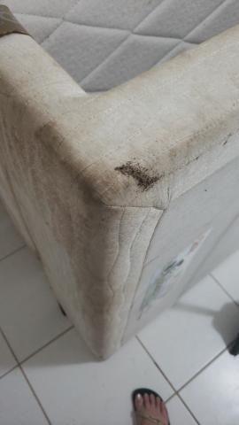 Cama Box onix dupla solteirã( LER DESCRIÇÃO) - Foto 3
