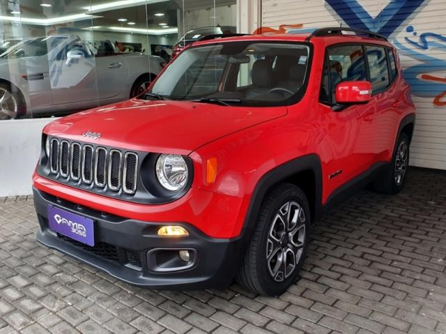 Jeep Renegade Longitude Flex 2016 - Foto 8