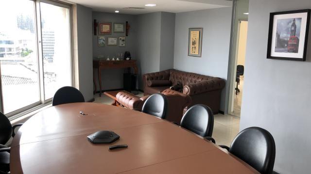 Sala mobiliada internet sem fiador e pagar e entrar r$ 999,0 coworking - Foto 12