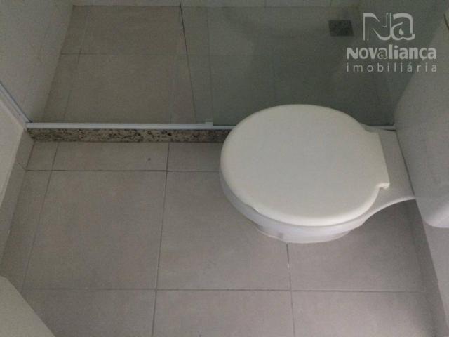 Apartamento com 3 quartos para alugar, 70 m² por R$ 900 - Jardim Guadalajara - Vila Velha/ - Foto 14