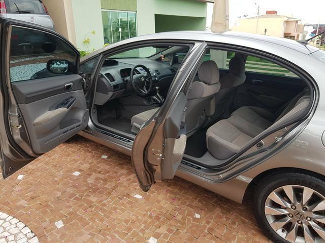 Vendo Honda Civic LXL 1.8 2011 manual Ótimo Preço - Foto 5