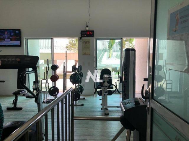 Apartamento com 3 dormitórios à venda, 75 m² no Natture Condomínio Clube - Candelária - Na - Foto 6