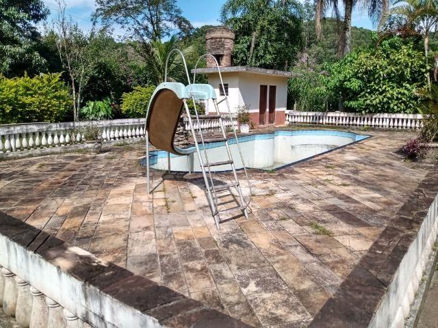 Sitio com 20.000 m²,bela casa,imenso lago e espaço para criações - Foto 18
