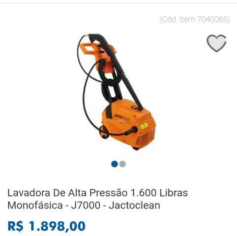 Lava-jato 1.600 Libras Monofásica - J7000 - Jactoclean