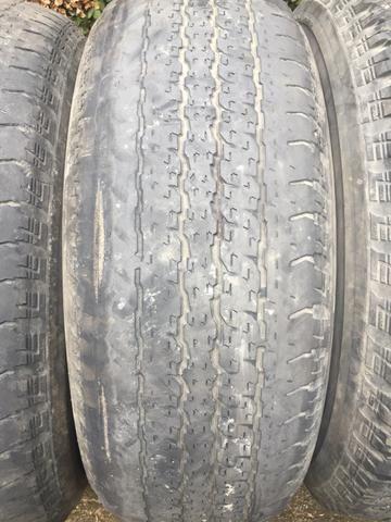 Pneus 265/70 R16 Bridgestone Dueler H/T - Foto 2