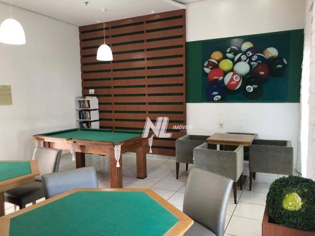 Apartamento com 3 dormitórios à venda, 75 m² no Natture Condomínio Clube - Candelária - Na - Foto 7