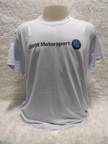 Camiseta Puma BMW Motorsport