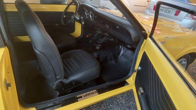 Ford maverick super 6cc 76 - Foto 4