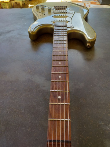 Guitarra condor RX 30 Zap 9  *