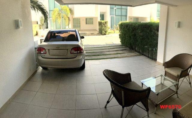 Condomínio Maison Blanc, casa duplex com 3 quartos, 4 vagas, lazer completo - Foto 11