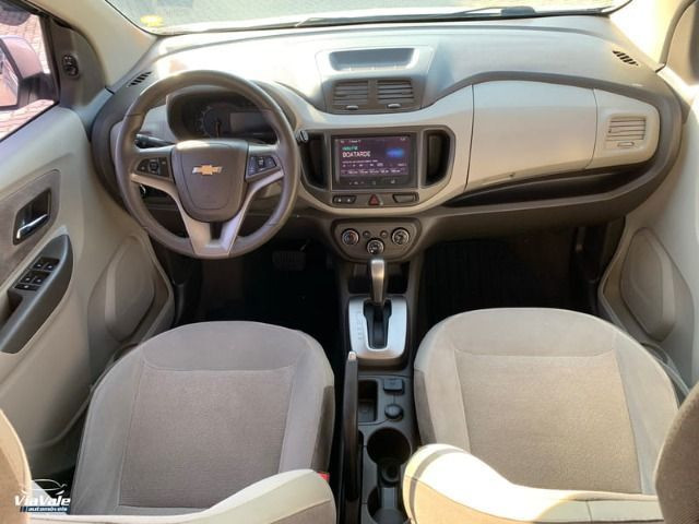 Chevrolet Spin 1.8 Ltz Automatica - 2014 - Foto 7