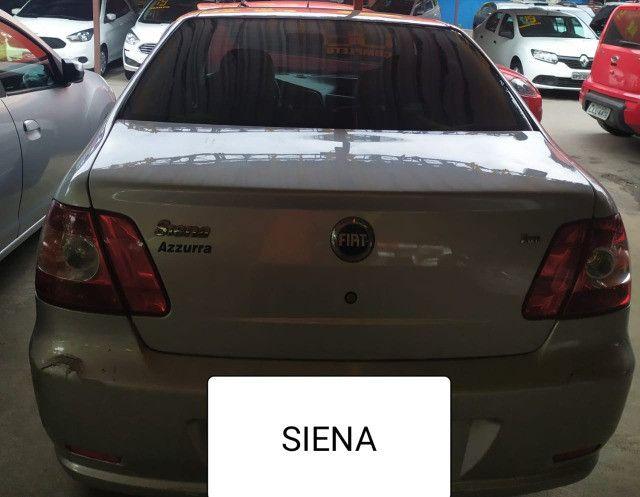 Siena 1.0 completo - Foto 2
