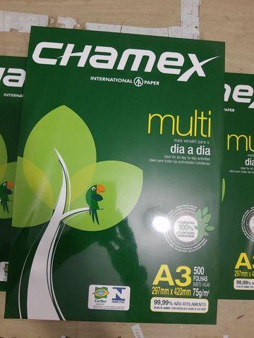 RESMA DE PAPEL A3 / CHAMEX - Foto 2