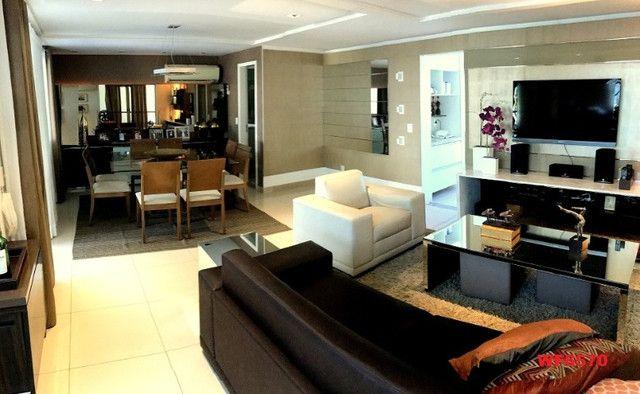 Condomínio Maison Blanc, casa duplex com 3 quartos, 4 vagas, lazer completo - Foto 5