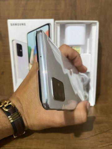 Samsung Galaxy A71 128gb (Aceito Cartão) - Foto 5