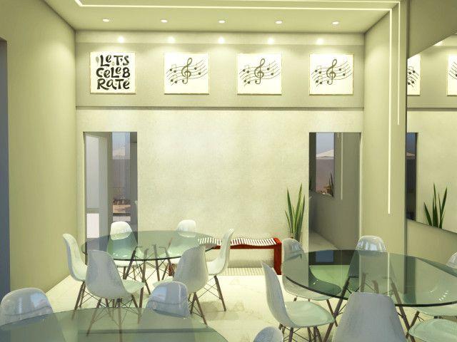 Apartamento com elevador bem localizado no Bairro do Cristo - Foto 3