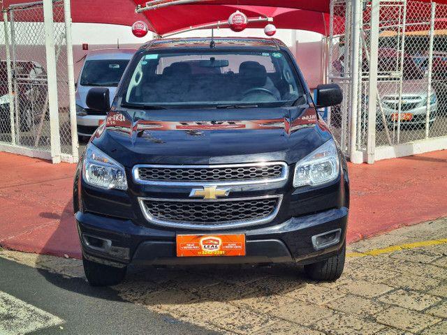 S10 LS FLEX  2012/2013 COMPLETO  6 LUGAR  BAIXO KM SO 60.000 KM  - Foto 2