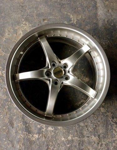 Rodas 20 Nitro Wheels 5x112 5x114 - Foto 2
