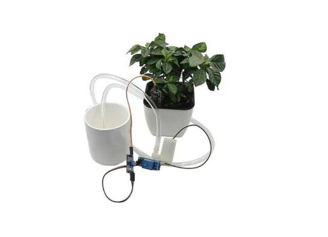 Kit Irrigação Automático Do Solo Para Flores, Vasos, Diy - Foto 2