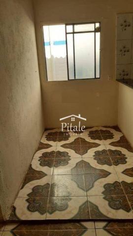 Casa com 1 dormitório à venda, 26 m² por R$ 42.000 - Jaguaré - São Paulo/SP