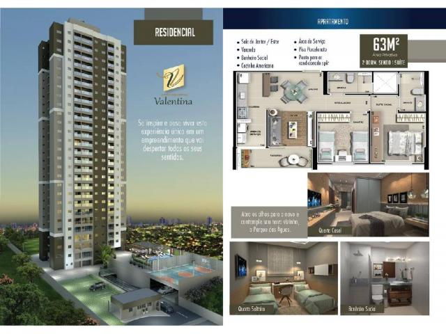 Apartamento à venda com 2 dormitórios em Eldorado, Cuiaba cod:23527 - Foto 12