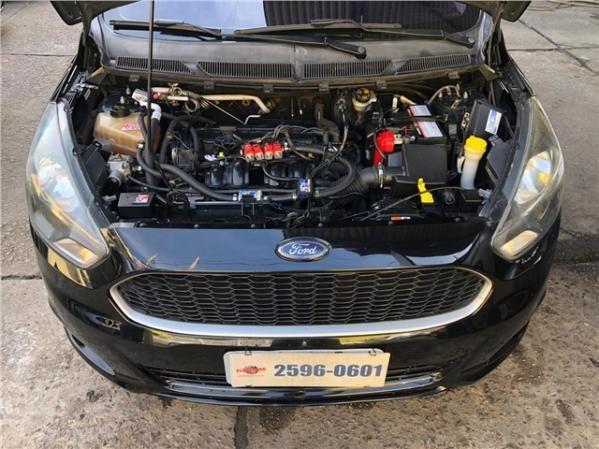 Ford Ka 1.5 se 16v flex 4p manual - Foto 5