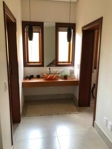 Casa de condomínio à venda com 3 dormitórios em Jardim do horto, Rio claro cod:9551 - Foto 3