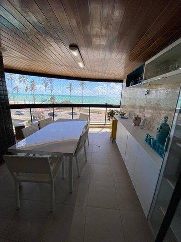Apartamento para venda possui 200 metros quadrados com 3 suites mais dce.Ponta Verde - Mac - Foto 2