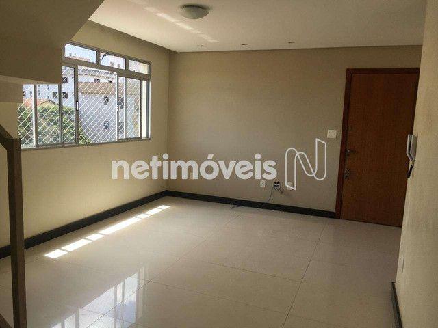 Apartamento à venda com 3 dormitórios em Dona clara, Belo horizonte cod:838434