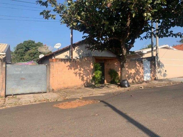 Casa e terreno com área total 312m² - Morumbi - Ribeirão Bonito/SP - Foto 3