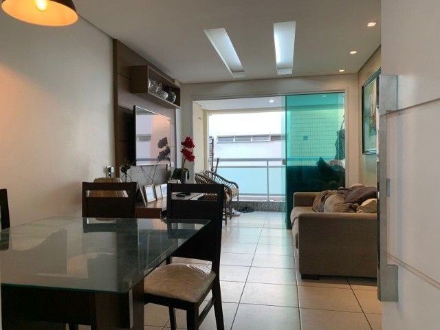 Apartamento a Venda no Meireles com 2 Suítes 2 Vagas! 300mts da Praia! - Foto 3