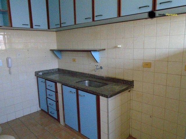 Apartamento com 2 dormitórios para alugar, 80 m² por R$ 950,00/mês - Vila Morumbi - Campo  - Foto 11