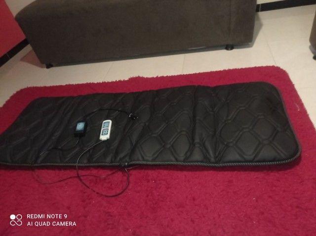 Vendo colchonete massageador - Foto 6