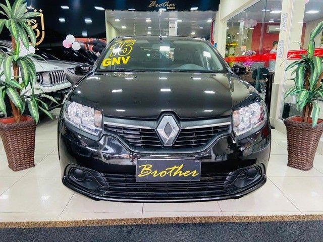 Renault logan expression 1.6 manual com GNV