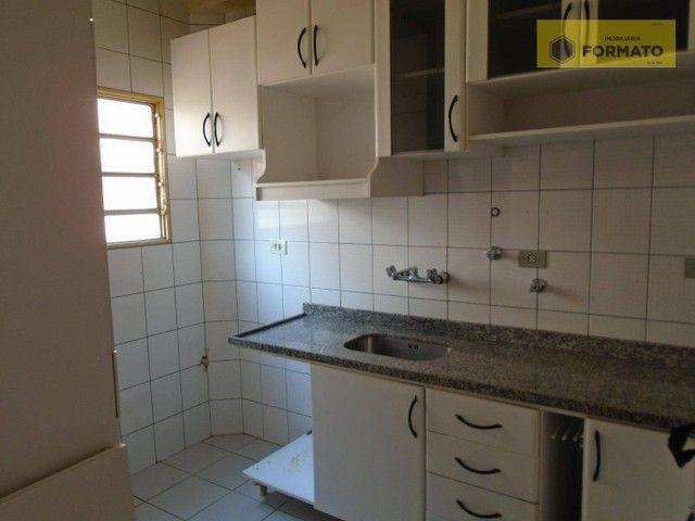 Apartamento com 2 dormitórios para alugar, 75 m² por R$ 700,00/mês - Jardim São Lourenço - - Foto 8
