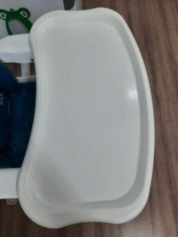 Cadeira alimentação  PegParego  - Foto 4