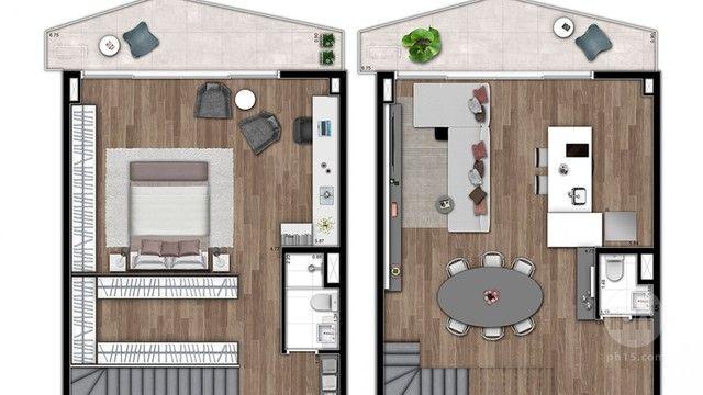 Duplex na Faria Lima!!! - Foto 2