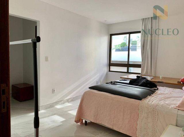 Casa de condomínio com 5 suítes à venda, 340 m² por R$ 1.700.000 - Intermares - Cabedelo/P - Foto 11