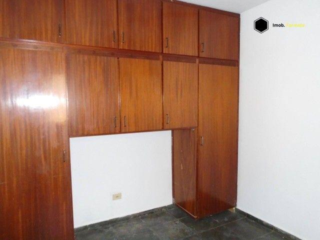 Apartamento com 2 dormitórios para alugar, 80 m² por R$ 950,00/mês - Vila Morumbi - Campo  - Foto 7