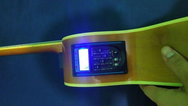 Violão elétrico  - Foto 5