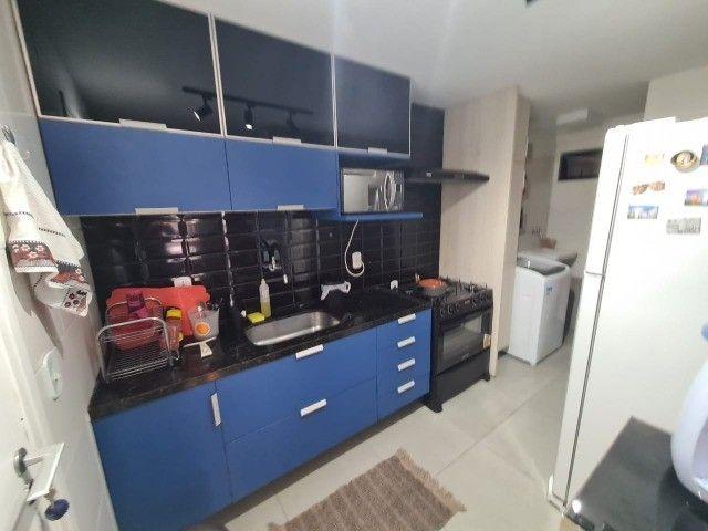 Apartamento na Jatiúca, 84m². 3/4 - 1 suíte, nascente - Foto 11