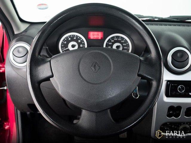 Renault SANDERO 1.6 16V SCE FLEX STEPWAY 4P MANUAL - Foto 8