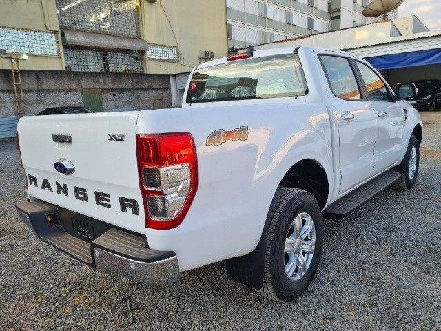 Ford Ranger XLT 3.2 Diesel 4x4 AT 2022 - garantimos o seu carro. - Foto 4