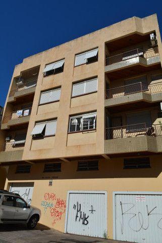 Apartamento 02 dormitórios para alugar em Santa Maria de frente com Sacada Garagem - ed Sa - Foto 17