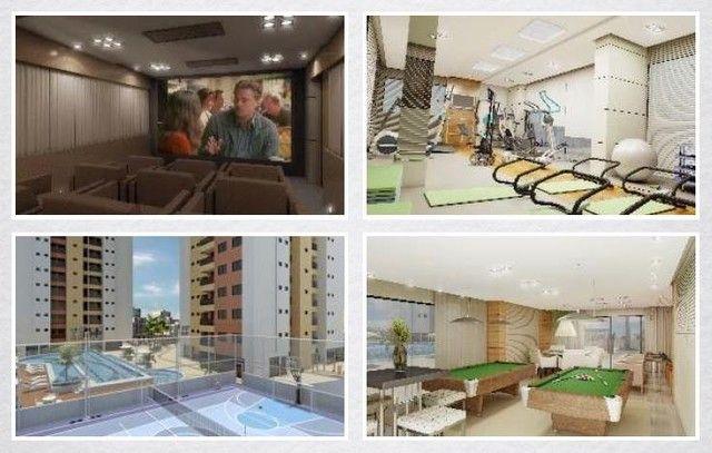 Apartamento para Venda em João Pessoa, Bessa, 3 dormitórios, 1 suíte, 2 banheiros, 1 vaga - Foto 3