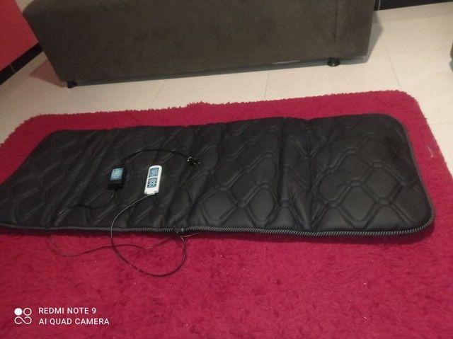 Vendo colchonete massageador - Foto 4