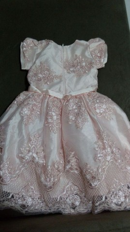 Vestido bordado infantil - Foto 2