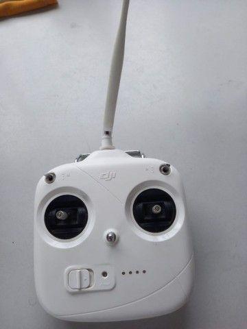 DRONE PHANTOM 3 STANDART IMPECÁVEL  - Foto 3