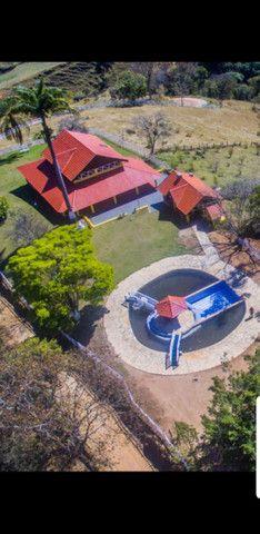 Magnífica Chácara Com 30.000m² Em Piranguçu/Mg, Um Verdadeiro Clube! - Foto 9